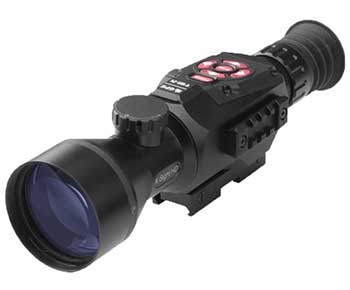ATN-X-Sight-II-HD-5-20-Smart-Day-Night-Rifle-Scope-w-1080p-Video,-Ballistic-Calculator,-Rangefinder,-WiFi,-E-Compass,-GPS,-Barometer,-IOS-&-Android-Apps-Review