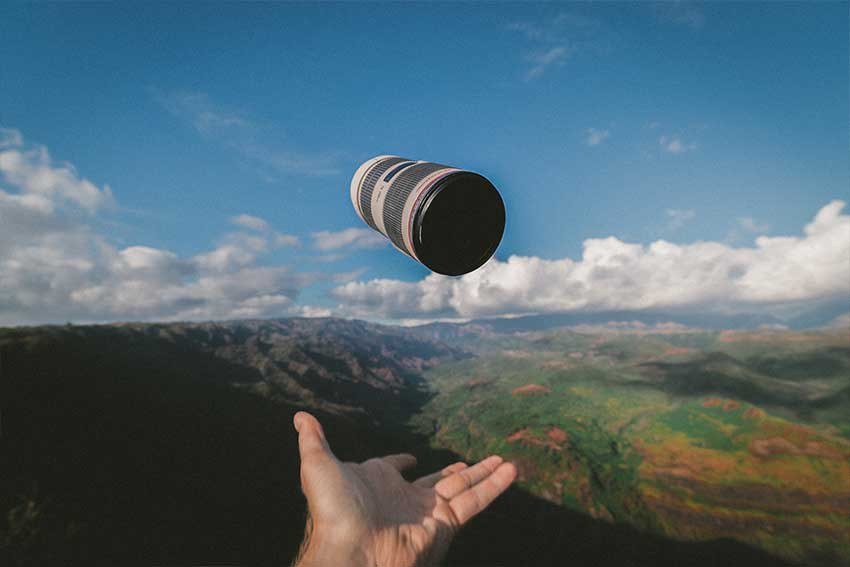 What is a monocular