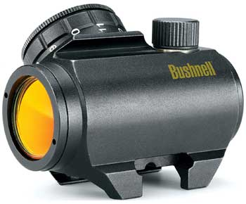 Bushnell-Trophy-TRS-25-Red-Dot-Sight-Riflescope,-1x25mm,-Black