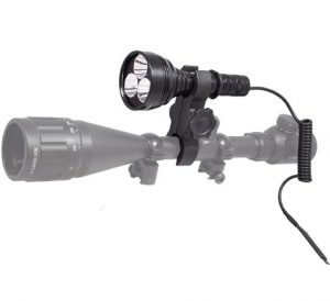 Weapon-Mounted-Light-for-Coyote-Hunting-at-Night