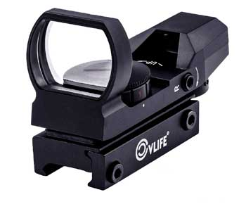 CVLIFE-1X22X33-Red-Green-Dot-Gun-Sight-Scope-Reflex-Sight