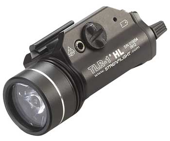 Streamlight 69260 TLR-1 HL Weapon Mount Tactical Flashlight