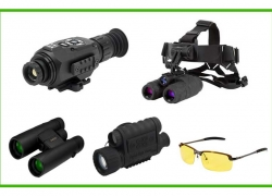 Types of Night Vision Devices: You Will Get Overwhelmed